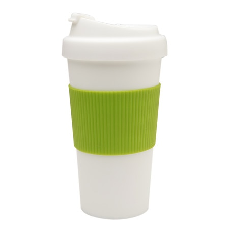 Living Solutions Double Wall Tumbler Coffee Mug 16oz - 1 ea