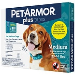 PetArmor Plus Flea & Tick Spot On Dog 23-44 lb