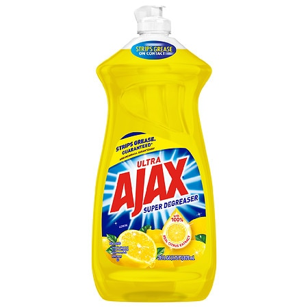 Ajax Dish Soap Lemon - 28 oz.