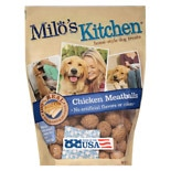 Milo's Kitchen Chicken Meatballs