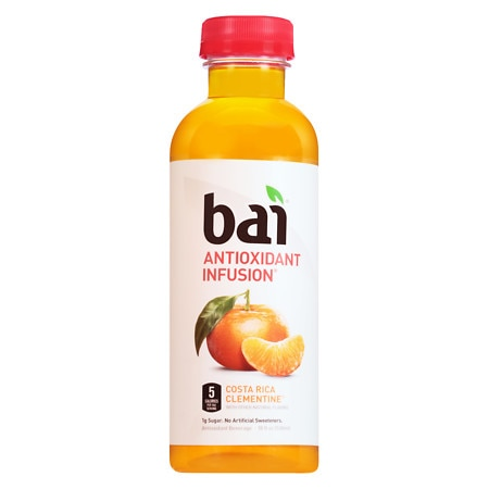 Bai Antioxidant Infusion Costa Rica Clementine - 18 oz.