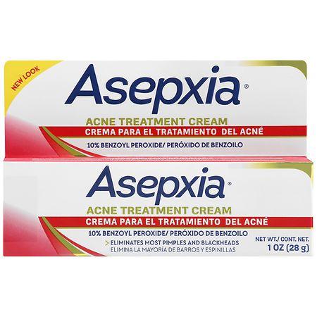 Asepxia Spot Acne Treatment Cream 10% 1 Oz.