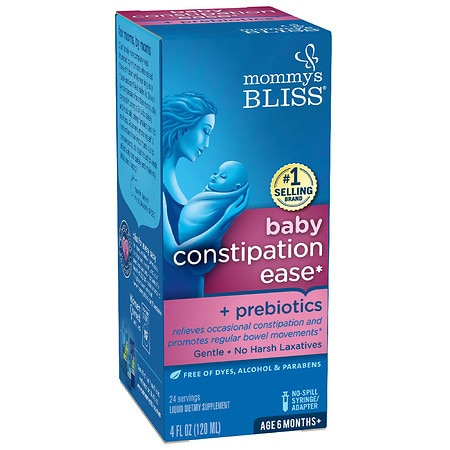 Mommy's Bliss Baby Constipation Ease - 4 oz.