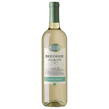 Beringer Wine Pinot Grigio - 750 ml