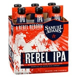 Samuel Adams Rebel IPA Bottle