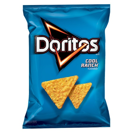 Doritos Tortilla Chips Cool Ranch - 10.5 oz.