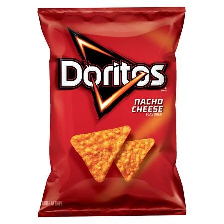 Doritos Tortilla Chips Nacho Cheese - 10.5 oz.