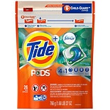 Tide PODS Plus Febreze Laundry Detergent Pacs Botanical Rain