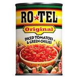 Rotel Diced Tomatoes & Green Chilies Original