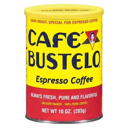 Cafe Bustelo Coffee Regular Grind Can - 10 oz.