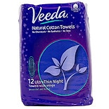 Veeda Natural Ultra Thin Night Pad With Wings