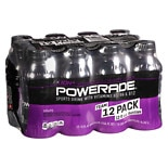 PowerAde Sports Drink Grape