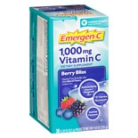 Emergen-C Dietary Supplement Drink Mix Berry
