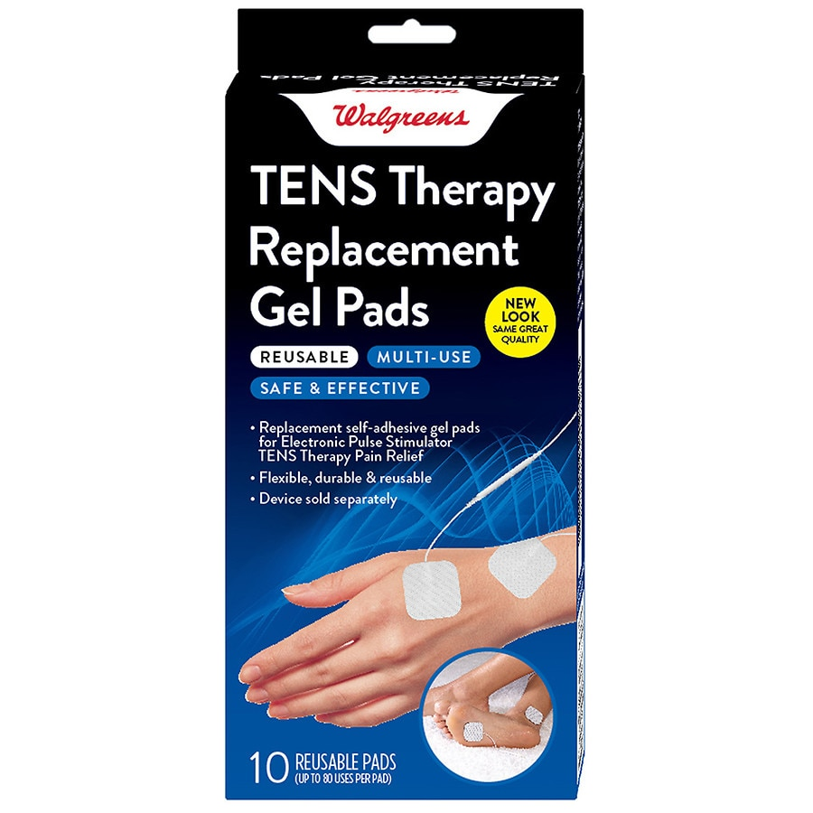 Walgreens Electrotherapy Replacement Pads
