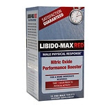 Applied Nutrition Libido-Max RED Male Physical Response