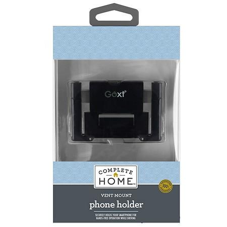 Living Solutions Adjustable Flip Lever Phone Holder - 1 ea