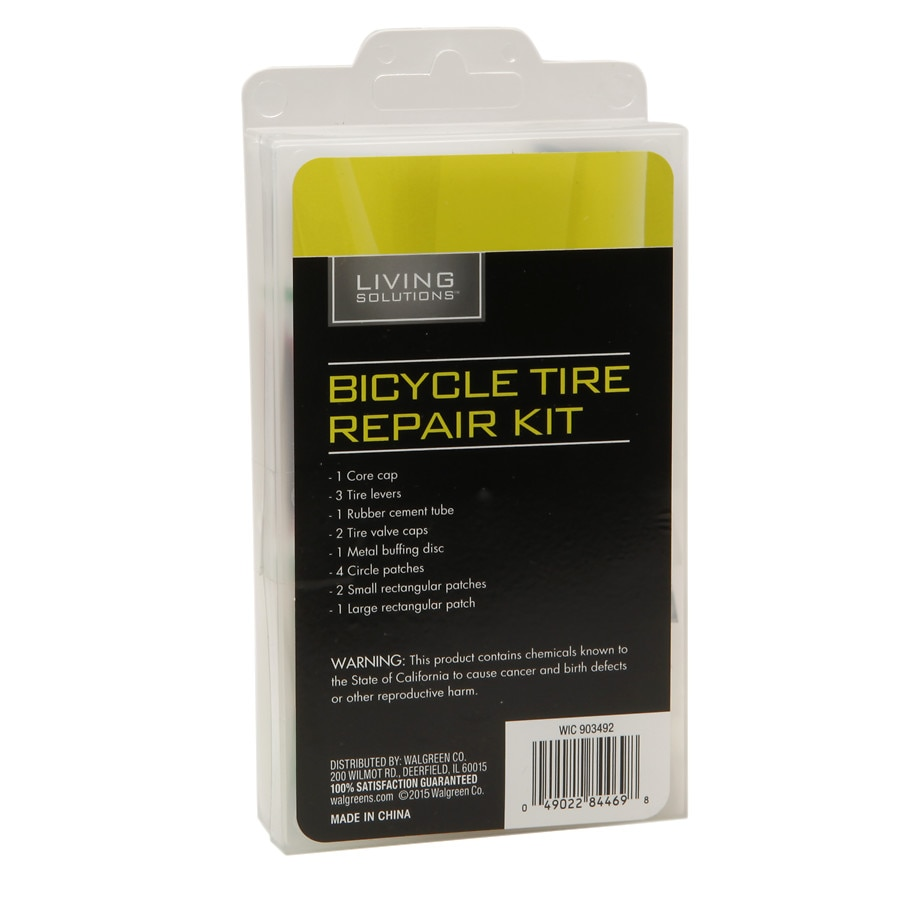 Bike Tire Repair Kit Walgreens Bicycling And The Best