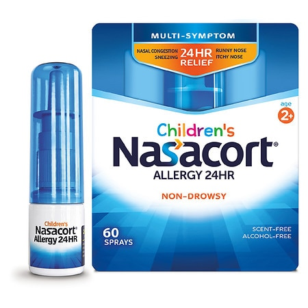 Nasacort Children's Allergy 24 Hour Spray 60