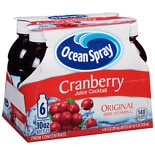 Ocean Spray Cranberry Juice Cocktail Cranberry