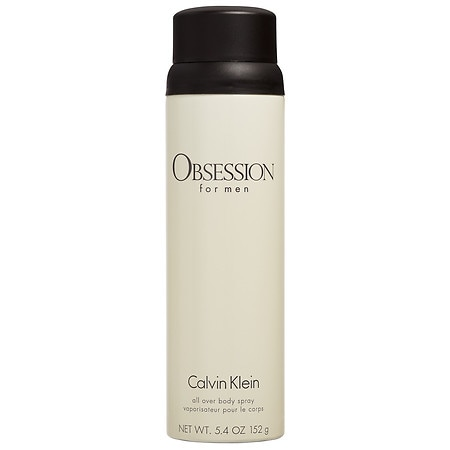 Calvin Klein Obsession Obsession Men's Body Spray - 5.4 oz.