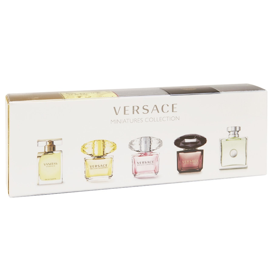 Versace Women s Fragrance Coffret 5 Piece   Walgreens 7cc0e66016