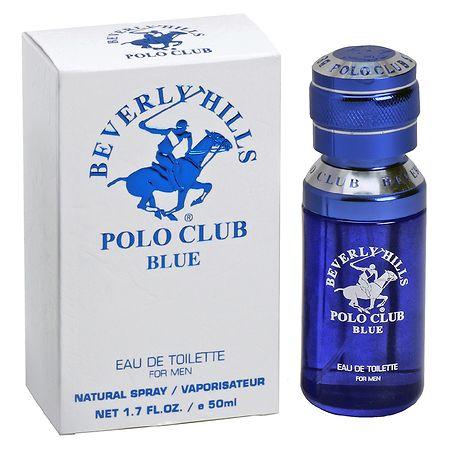 Beverly Hills Polo Club EDT Spray Blue - 1.7 oz.
