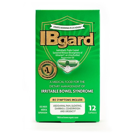 ibgard ibs treatment caps | walgreens, Cephalic Vein