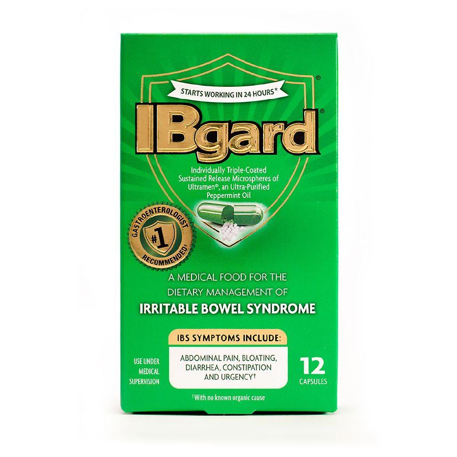 5e82477c9a Ibgard IBS Treatment Caps12.0 ea