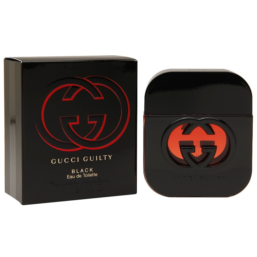 0663dad32 Gucci Guilty Black Women's EDT | Walgreens