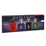 Ralph Lauren Polo Men's Fragrance Coffret 4 Piece