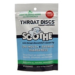 Throat Discs Soothe Throat Lozenges