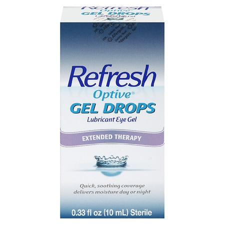 Walgreens Eye Itch Relief Drops - 0.34 Oz.