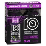 ETERNAL ENERGY 10 Energy Shots Grape