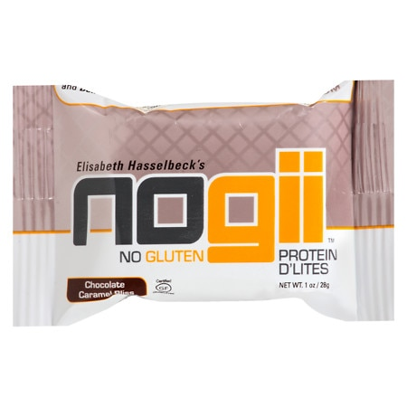 Nogii Protein D'Lites Chocolate Caramel - 1 oz.
