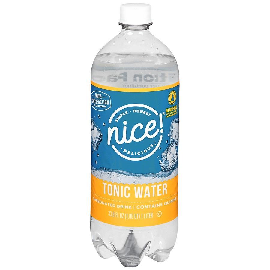 Nice! Tonic Water | Walgreens