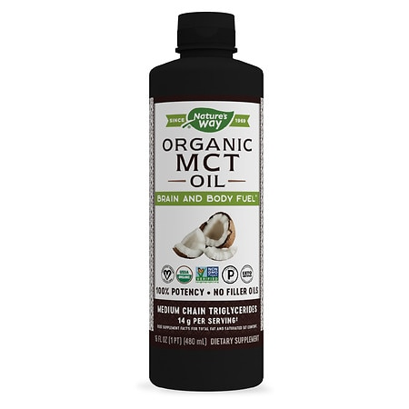 Nature S Way Mct Oil