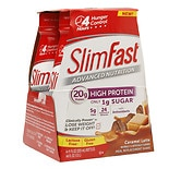 SlimFast Advanced Nutrition High Protein Meal Replacement Shake Caramel Latte