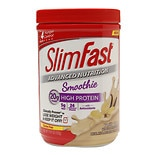 SlimFast Advanced Nutrition High Protein Smoothie Vanilla Cream