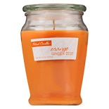 Patriot Candles Jar Candle Orange Ginger Zest Orange