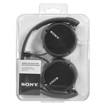 Sony Over Head Studio Headphones Black