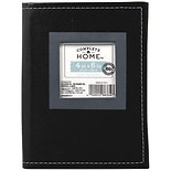 Home Elements Brag Book With Inner Border Black