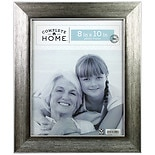 Home Elements Roma Frame 8 X 10 Inches Silver/ Black