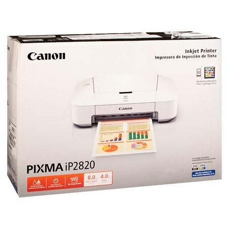 Canon Printer IP2820 - 1 ea