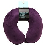 Living Solutions Memory Foam Travel Pillow