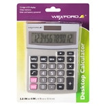 Wexford Dual Power Desktop Calculator