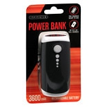 Infinitive Power Bank 3600 mAh Black