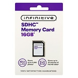 Infinitive Class 10 Ultra SD Card 16GB