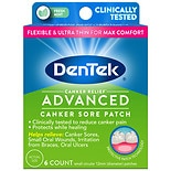 DenTek Canker Cover Canker Sore Patch Mint