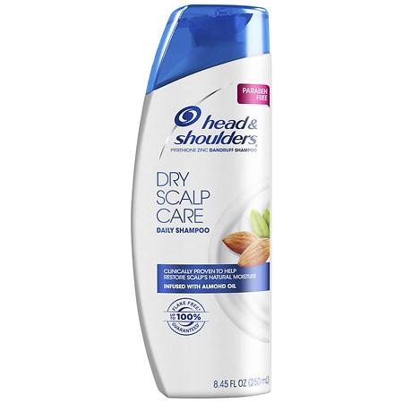 Head & Shoulders Dry Scalp Care With Almond Oil Dandruff Dry Scalp Shampoo 8.45 Oz.