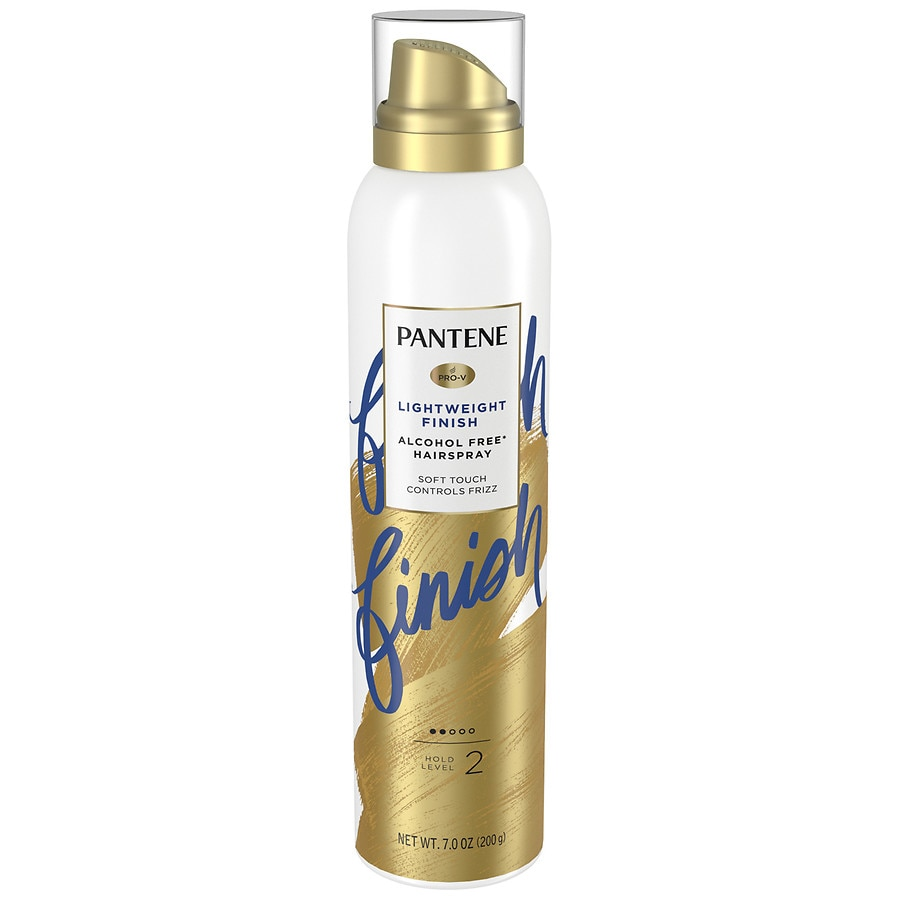 Pantene Pro V Level 2 Ultra Lightweight Airspray Hairspray Walgreens